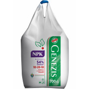 GENEZIS NPK 10-20-10, 700 kg-os Big-Bag zsákban