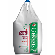 GENEZIS NPK 8-21-21, 700 kg-os Big-Bag zsákban