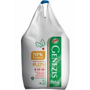 GENEZIS PRÉMIUM NPK 8-24-24, 700 kg-os Big-Bag zsákban