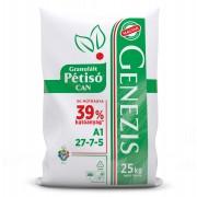 GENEZIS PÉTISÓ, 25 kg-os zsákban, palettán