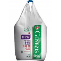 GENEZIS NPK 10-20-10, 700 kg-os Big-Bag zsákban, kamion tétel